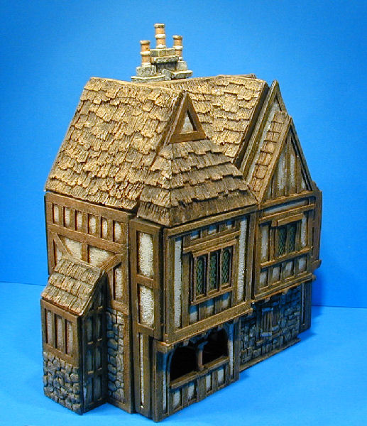 miniature modular buildings