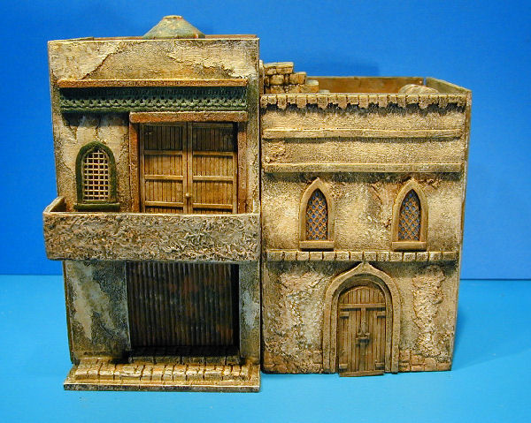 middle eastern buildings