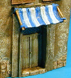 Miniature Middle Eastern Buildings