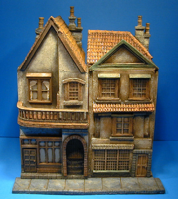 Kobblestone Miniatures Wargame Buildings Wminiature